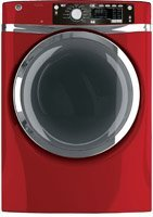 Where Can You buy GE GFDR485GFRR 8.3 Cu. Ft. Red Stackable With Steam Cycle Gas Dryer