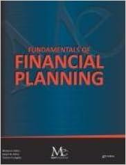 Fundamentals Of Financial Planning Dalton 9781936602209 Amazon Com Books