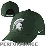 Michigan State Spartans Dri-Fit Wool Classic Adjustable Hat Cap