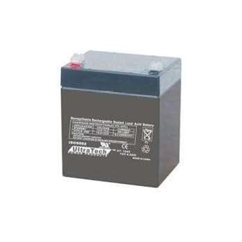 Amazon.com: ULTRATECH UT1270 Batería 12 V 7 Ah Sealed Lead ...