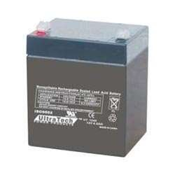 (UltraTech UT-1240 12V, 4.5Ah Sealed Lead Acid Alarm Battery UT1240 ISO9001)