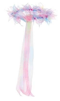 Creative Education Creative Education's Rainbow Halo (Creative Group Costume)