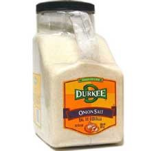 Durkee Onion Salt, 11-Pound by Durkee