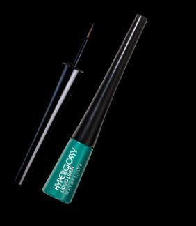 MAYBELLINE HYPERGLOSSY ELECTRICS LIQUID LINER COLOR:Green Laser