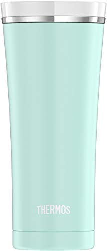 Thermos NS105TQ4 Sipp Stainless Travel Tumbler 16 Ounce Matte Turquoise