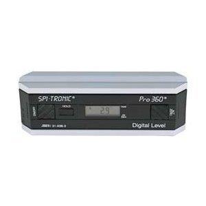 SPI - Pro 360 Digital Level - Angle Measurement Tool