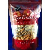 Trader Joe's Rice Crackers Medley 8 oz. (8 oz. - 2 bags)