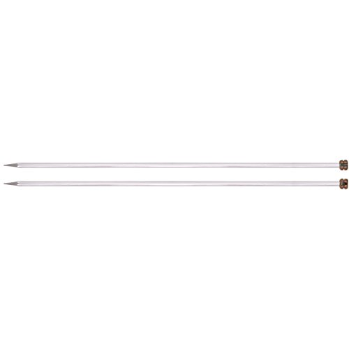 Knitter's Pride 7/4.5mm Cubics Single Pointed Needles, 14