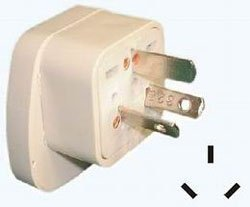 Australian Travel Adaptor with Surge Protection
