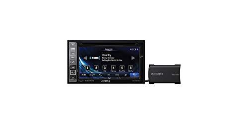 Alpine INE-W960HDMI Audio/Video/Nav System with Sirius XM SXV300 - Gps Car Din Alpine Audio Double