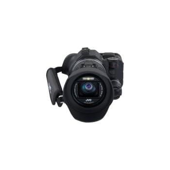 Jvc Gc-px100 Full Hd Everio Camcorder, 10x Optical Zoom, 200x Digital Zoom