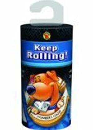 Keep Rolling! Educational Board Game by Brighter Child