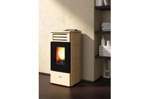 Cola Estufa Pellets Fire Lux HR 9 kW bordea