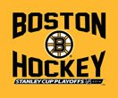 WinCraft Boston Bruins NHL 2014 Stanley Cup Playoffs Rally Towel