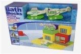 BathBlocks Floating Airport Set in Gift Box