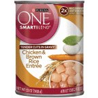 Purina Dog Food Wet Wholesome Chicken & Brown Rice Entree 13