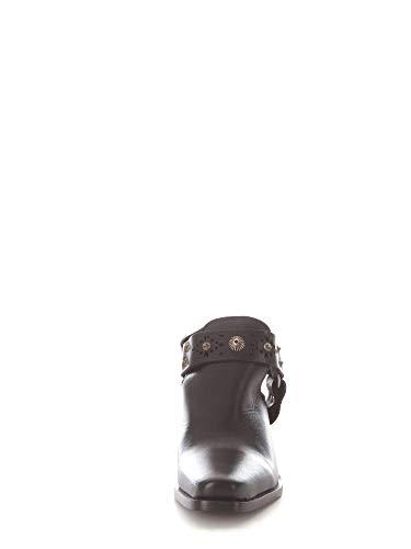 1h20jty4spz99 Cuir Talons Femme Noir À Pinko Chaussures 5HxB1qOOnw