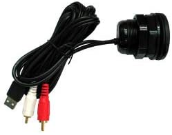 Poly-Planar USB//AUX Accessory Input Cable 62197