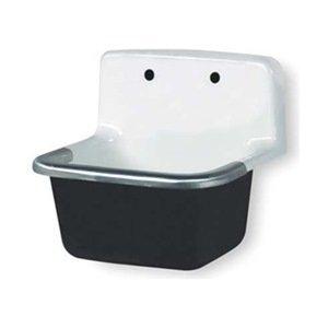 CI Wall Hung Service Sink 22