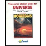 Telecourse Student Guide for Universe 9780534389604