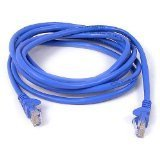 Belkin Patch Cable - 30 ft ( A3L791-30-BLU-S )