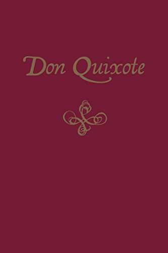 Book cover for Don Quixote