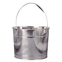 Bucket 5 Quart Metal Pail (Leaktite Corp.: 5Qt Metal Paint Pail 5 -2Pk)