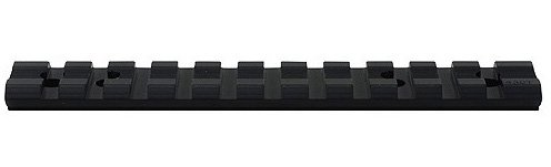 Made in the USA Weaver Tactical Low-Profile Scope Mount Rail For Mossberg 500 590 835 12 Gauge Shotgun