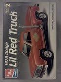 1978 Dodge Li'l Red Truck