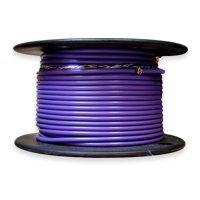 14 AWG Tinned Marine Primary Wire, Purple, 250 Feet