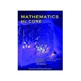 img - for Maths HL Higher Level Core 5th Edition book / textbook / text book