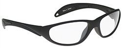 Ultra-Guard X-Ray Radiation Protection Glasses, 0.75mm Pb Equivalency Lens, Black by Colortrieve