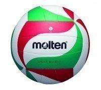 Molten V5m1800 l'école intermédiaire légère pour enfant Match Ballon de volley