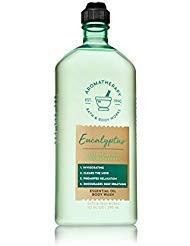 (Bath and Body Works Eucalyptus Essential Oil Shower Gel 10 oz.)