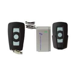 Remote, Plastic, 2-1/2 in. H x 3/4 in. W by Alarm Controls