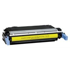 – Compatible LJ CM4730 MFP Yellow Toner (OEM# Q6462A) (12,000 Yield) –
