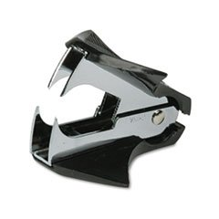 * Deluxe Jaw Style Staple Remover, Black