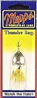 Thunder Bug (Mepps Thunder Bug Dressed Treble Fishing Lure, 1/12-Ounce, May Fly)