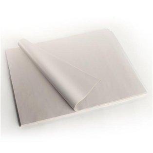 Pratt Multipurpose Newsprint Wrapping Paper Sheet, NPS243625,  36'' Length x 24'' Width, White (Bundle of 410) by Pratt