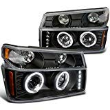 06 chevy halo headlights - 9