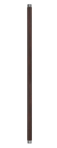 Southern Clay Path Light (Hinkley Lighting 0012-TSC 12-Inch Length 1/2-Inch NPSM Aluminum Extension Stem, Southern Clay)