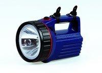 Akku Handscheinwerfer Handleuchte Halogen//LED