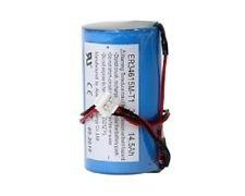 DSC TYCO WT4911BATT D cell lithium batteries for W T4911 two way wireless outdoor by DSC