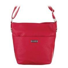 Grace Adele Peyton Scarlet Handbag (Red)