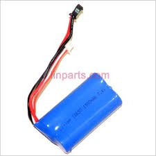 Battery Li- Poly S-8G -26 FOR S-8G 2.4GHz Extreme RC Helicopter