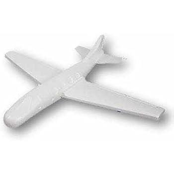 Amazon Com Planeur High Flying Styrofoam Gliders Wingspan 22 Inch