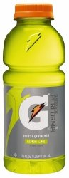 20 oz Lemon Lime Ready to Drink Activity Drink