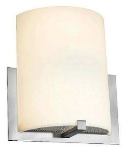 Access Lighting 20445-BS/OPL 2 Light Cobalt Wall Sconce - Cobalt 2 Light