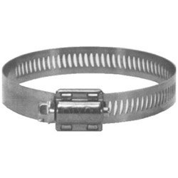 Dixon Valve All Stainless Wormgear C (238-HSS24) Category: Hose Clamps