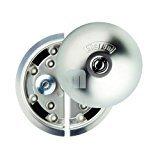 Matte Nickel UFO 8080331215d Security Lock for The Cargo Bay of Vans